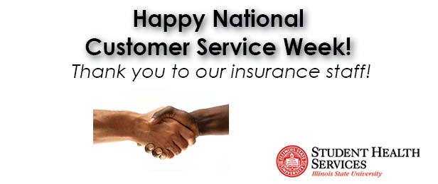 Happy Customer Service week!